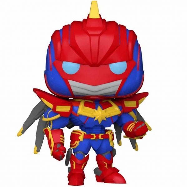 Funko Pop! Marvel Avengers Mech Strike: Captain Marvel Funko Pop! Vinyl Figur