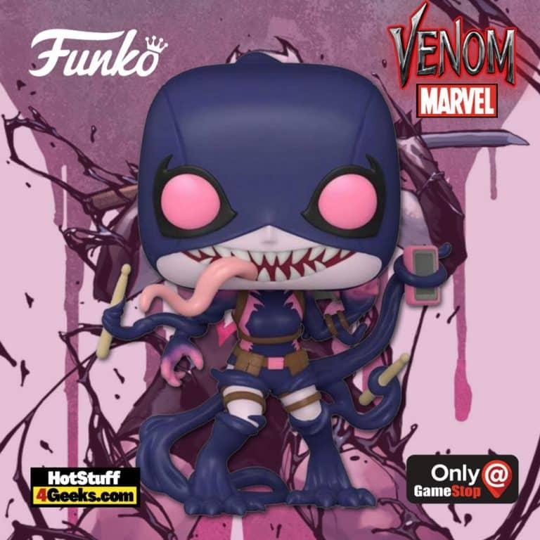 Funko Pop! Marvel Venom: Venomized Gwenpool Funko Pop! Vinyl Figure - GameStop Exclusive