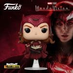 Funko Pop! Marvel WandaVision - Scarlet Witch Funko Pop! Vinyl Figure
