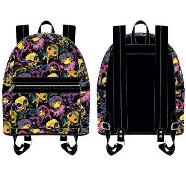 Funko Pop! Marvel X-Men Classic - Black Light Mini Backpack