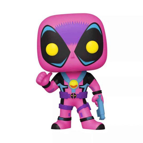 Funko Pop! Marvel: X-Men Classic - Deadpool Black Light Funko Pop! Vinyl Figure - Target Exclusive