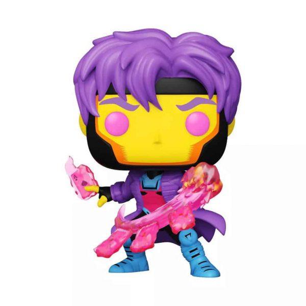 Funko Pop! Marvel: X-Men Classic - Gambit Black Light Funko Pop! Vinyl Figure - Target Exclusive