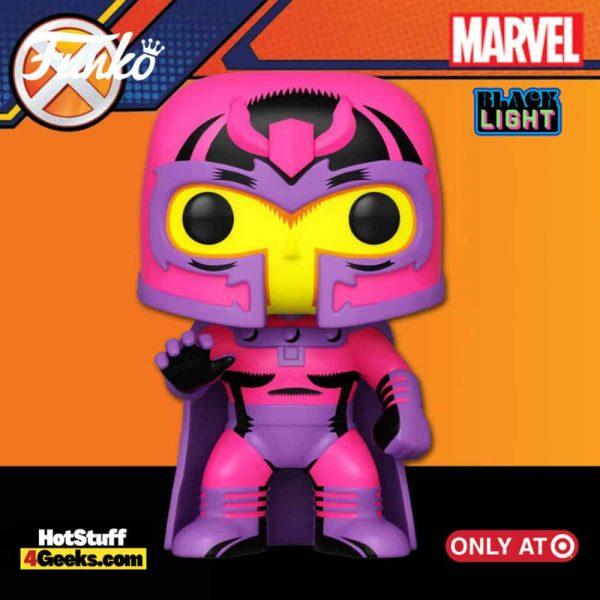 Funko Pop! Marvel: X-Men Classic - Magneto Black Light Funko Pop! Vinyl Figure
