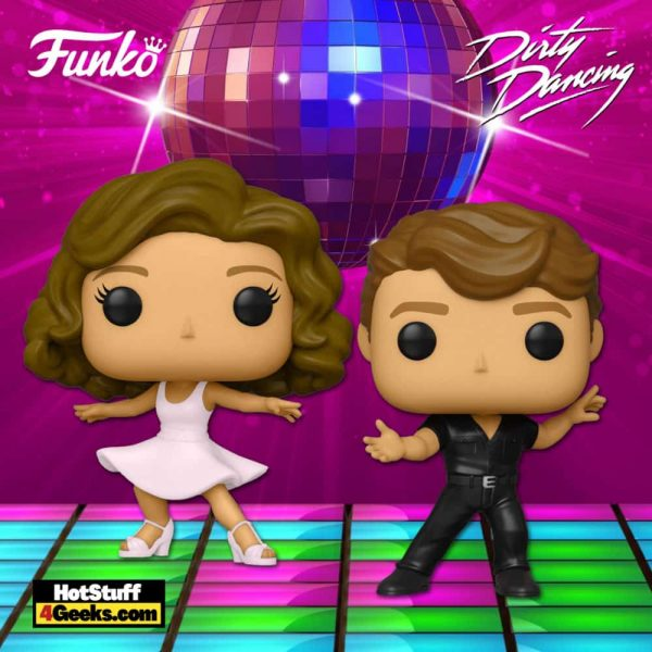 Funko Pop! Movies: Dirty Dancing - Baby and Johnny (Finale) Funko Pop! Vinyl Figures