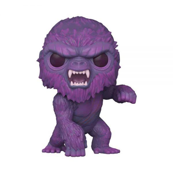 Funko Pop! Movies: Godzilla vs. Kong - Neo City Kong (City Lights) 10-inch Jumbo Size Funko Pop! Vinyl Figure - Walmart Exclusive