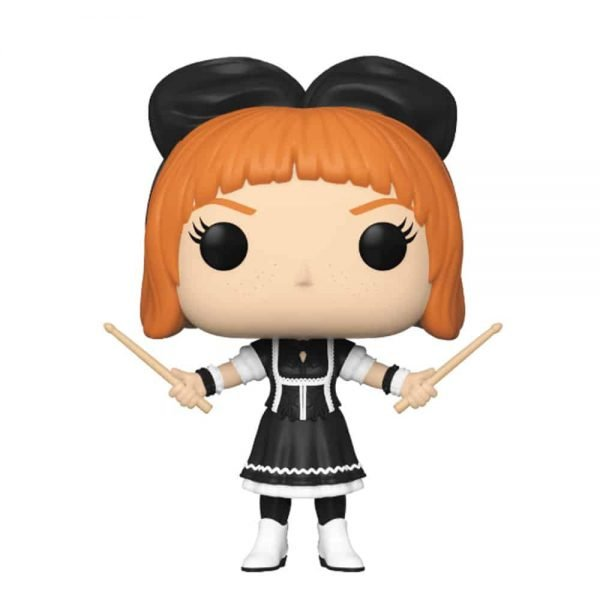 Funko Pop! Movies: Scott Pilgrim vs. the World - Kim Pine Funko Pop! Vinyl Figure - ECCC 2021 and Funko Shop Shared Exclusive
