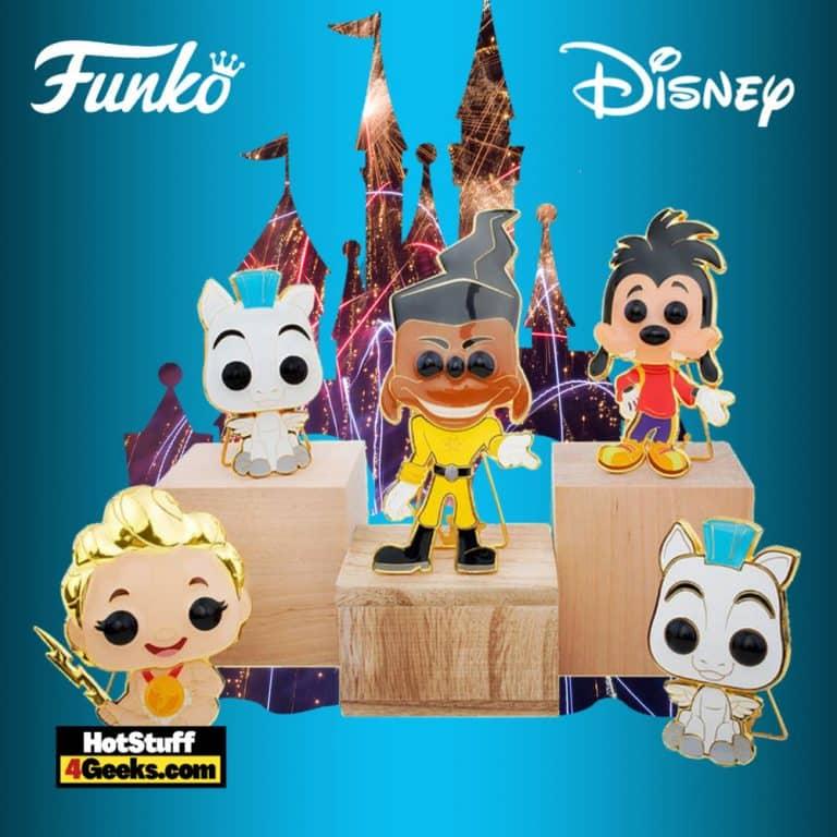 Funko Pop! Pin Disney Large Enamel Pop! Pins