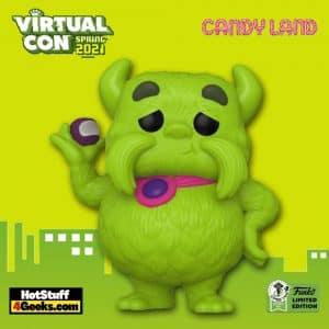 Funko Pop! Retro Toys: Candyland - Plumpy Funko Pop! Vinyl Figure - ECCC 2021 and Funko Shop Shared Exclusive
