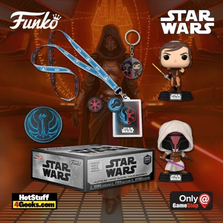 Funko Pop! Star Wars Gaming Greats Box - GameStop Exclusive
