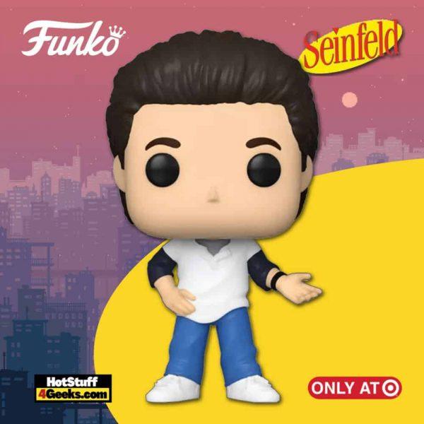 Funko Pop! Television: Seinfeld - Jerry Funko Pop! Vinyl Figure - Target Exclusive