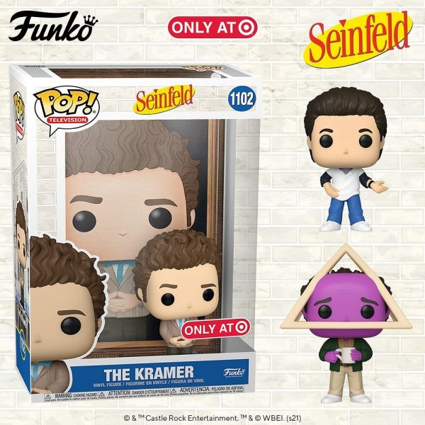 Funko Pop! Television Seinfeld Target Exclusives