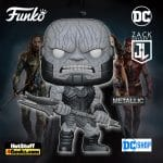 Funko Pop! Zack Snyder Justice League - Metallic Darkseid Funko Pop! Vinyl Figure - Dc Shop Exclusive