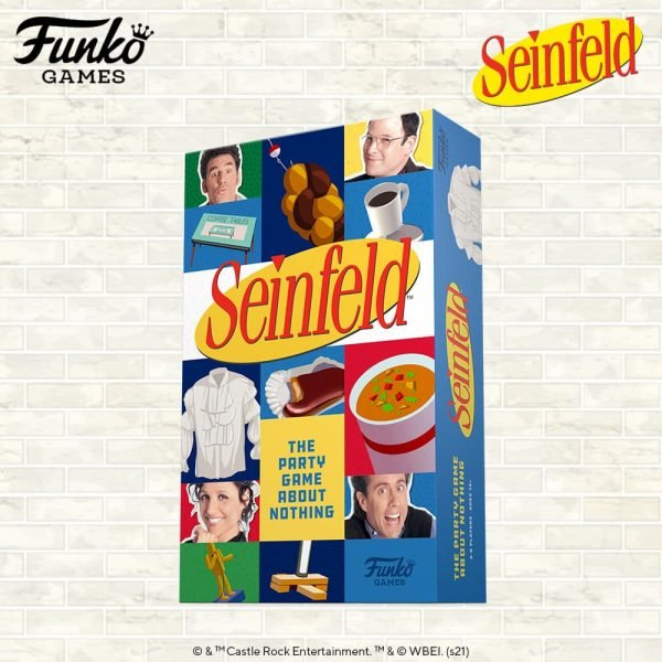 Funko Seinfeld Party Game