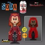Funko Vinyl Soda: Marvel WandaVision – Scarlet Witch Vinyl Soda Figure With Glow In The Dark (GITD) Chase Variant