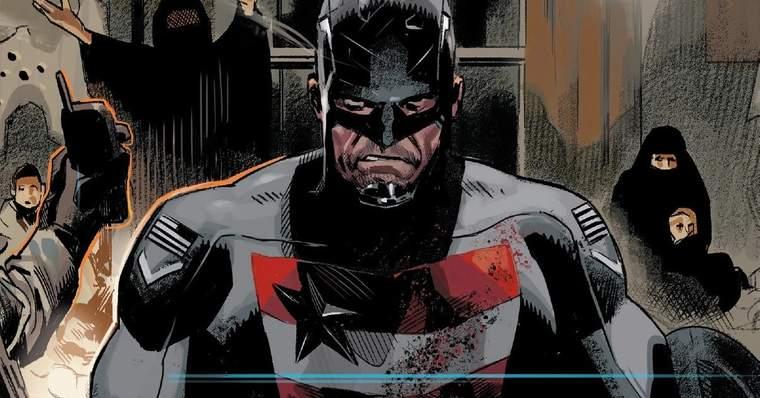 Meet John Walker, The US Agent From Marvel Comics: The Death of John Walker