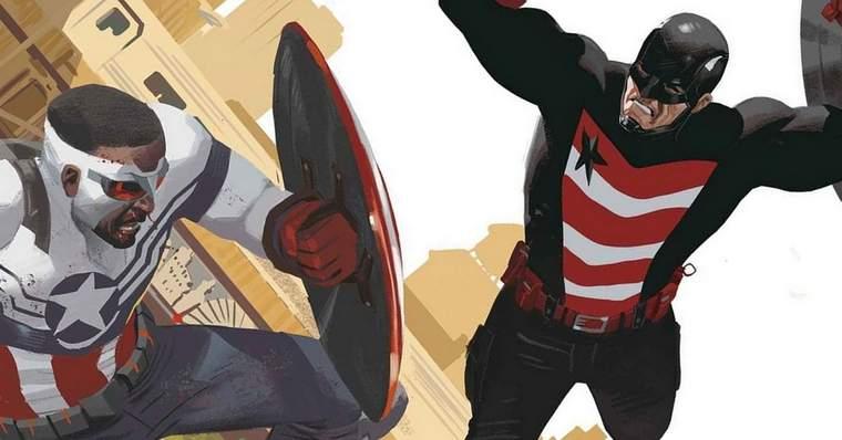 Meet John Walker, The US Agent From Marvel Comics: Against Sam Wilson