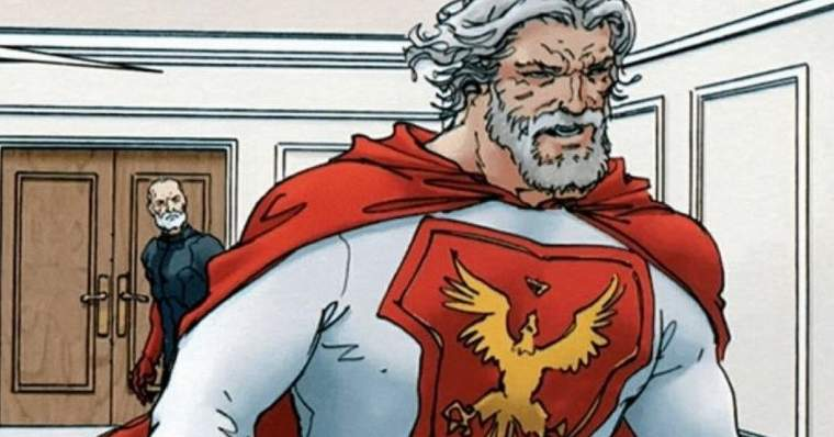 Jupiter's Legacy Comics that Inspired the Netflix Series; The Union