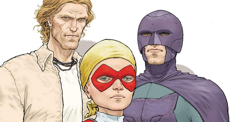 Jupiter's Legacy Comics that Inspired the Netflix Series: The New Generation