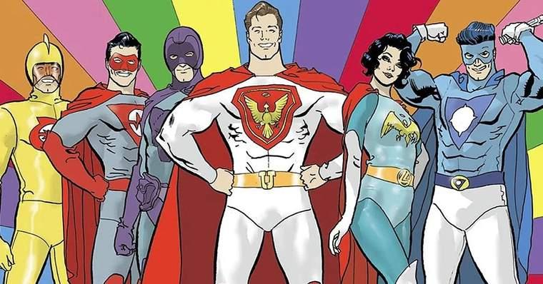 Jupiter's Legacy Comics that Inspired the Netflix Series: Jupiter's Circle