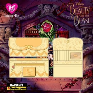 Loungefly Disney Beauty and the Beast Belle Cosplay Wallet - April 2021 pre-orders coming on May 2021