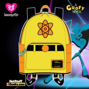 Loungefly Disney Goofy Movie Powerline Cosplay Mini Backpack - April 2021 pre-orders coming on May 2021