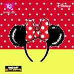 Loungefly Disney Minnie Mouse Balloon Ears With Bow Headband - April 2021 pre-orders coming on May 2021