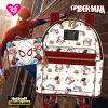 Loungefly Marvel Spiderman Floral Mini Backpack and Wallet - March 2021 pre-orders coming on April 2021