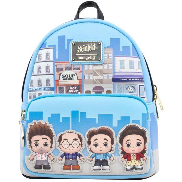 Loungefly Seinfeld City Mini-Backpack