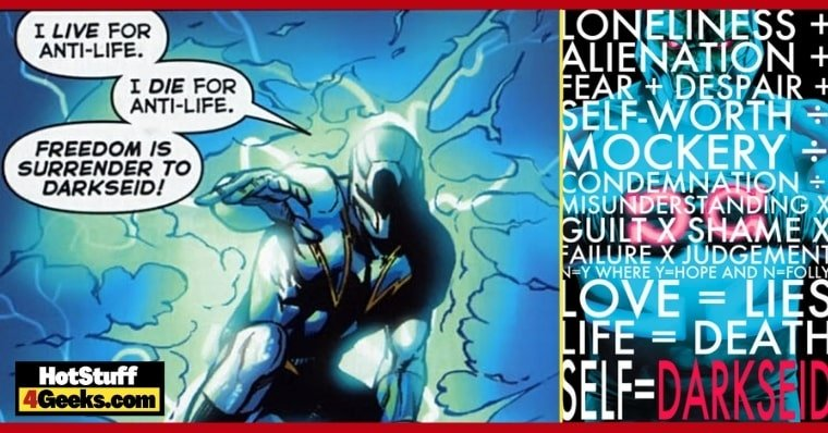 Meet the Anti-Life Equation A Threat to Entire DC Universe
