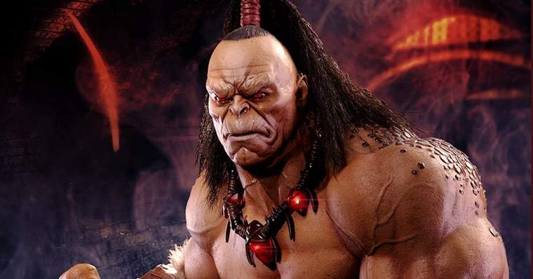 Mortal Kombat: The 5 Best and 5 Worst Bosses in the Franchise - Best: Goro