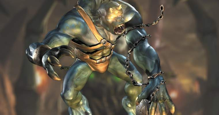 Mortal Kombat: The 5 Best and 5 Worst Bosses in the Franchise - Worst: Moloch