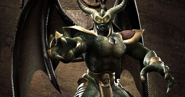 Mortal Kombat: The 5 Best and 5 Worst Bosses in the Franchise - Best: Onaga