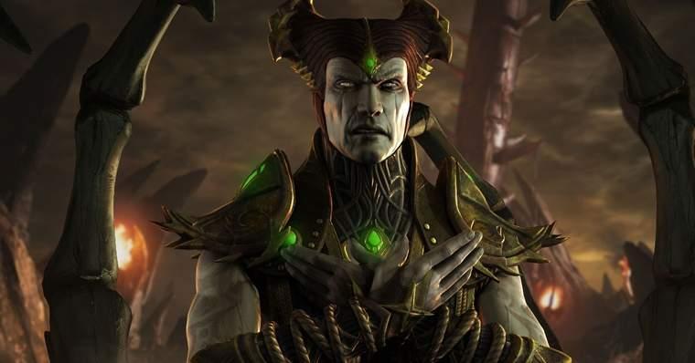 Mortal Kombat: The 5 Best and 5 Worst Bosses in the Franchise - Best: Shinnok