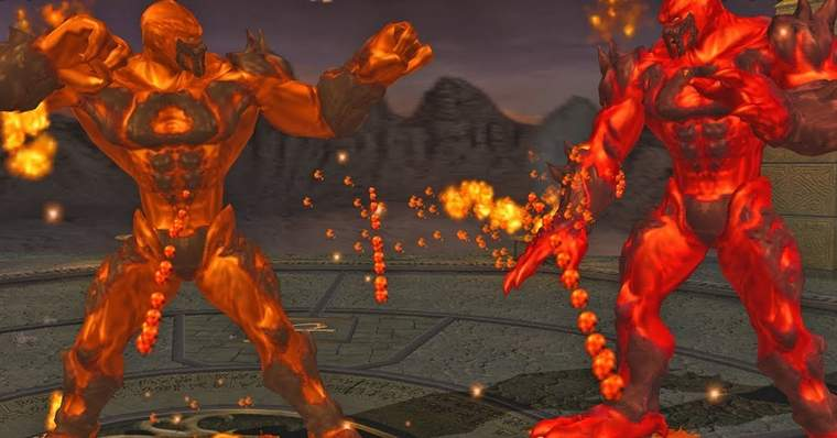 Mortal Kombat: The 5 Best and 5 Worst Bosses in the Franchise - Worst: Blaze