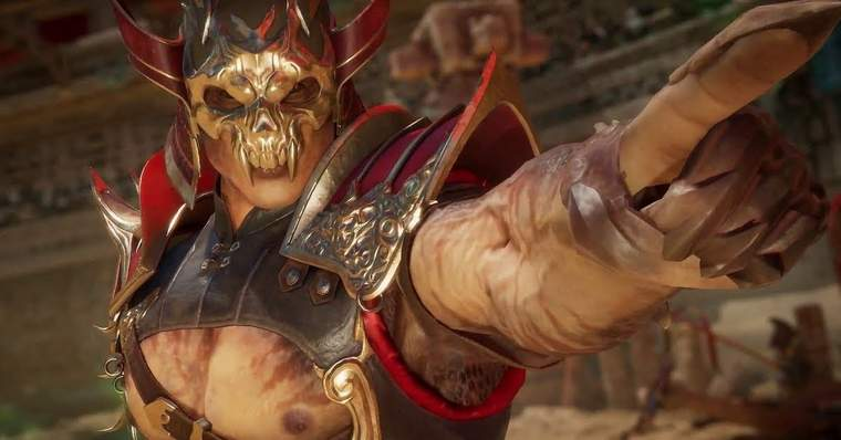 Mortal Kombat: The 5 Best and 5 Worst Bosses in the Franchise - Best: Shao Kahn