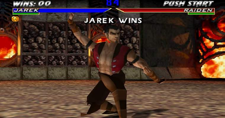 Mortal Kombat | 10 Forgotten Characters from the Franchise - Jarek