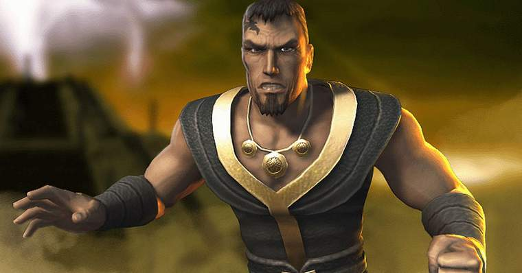 Mortal Kombat | 10 Forgotten Characters from the Franchise - Taven