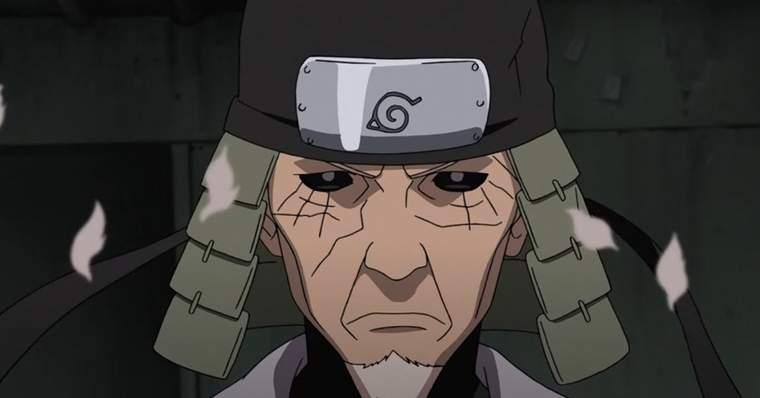 Naruto: The Saddest Deaths in The Anime - The Third Hokage, Hiruzen Sarutobi