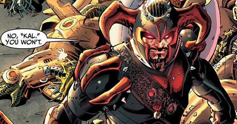 10 Most Vicious New Gods of Apokolips: Steppenwolf