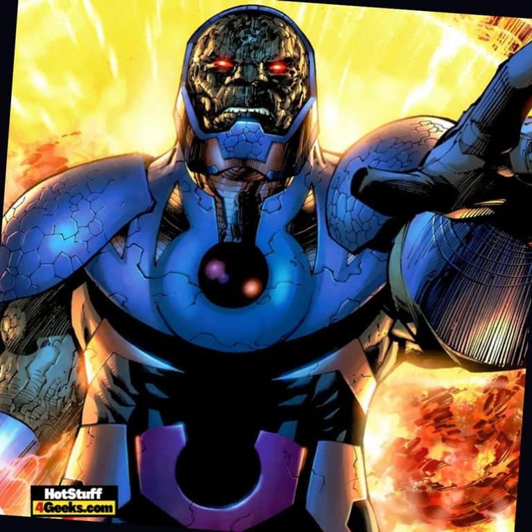 10 Most Vicious DC New Gods of Apokolips