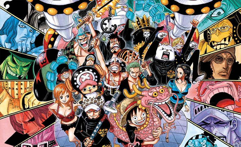 One Piece All Anime Saga Recap: Island Dressrosa Saga (Pirate Alliance)