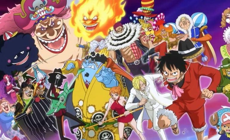 One Piece All Anime Saga Recap: Four Emperors Saga