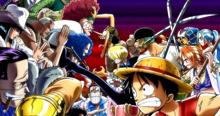 One Piece All Anime Saga Recap: Arabasta Saga