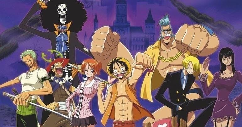 One Piece All Anime Saga Recap: Thriller Bark Saga