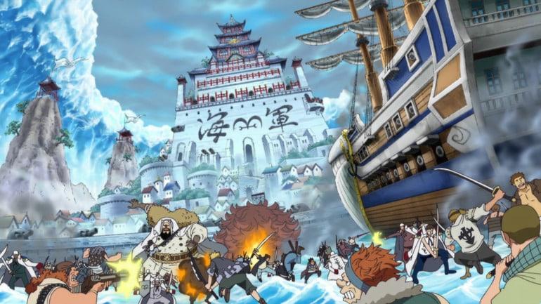One Piece All Anime Saga Recap: Summit War Saga (Whitebeard War or Paramount War)