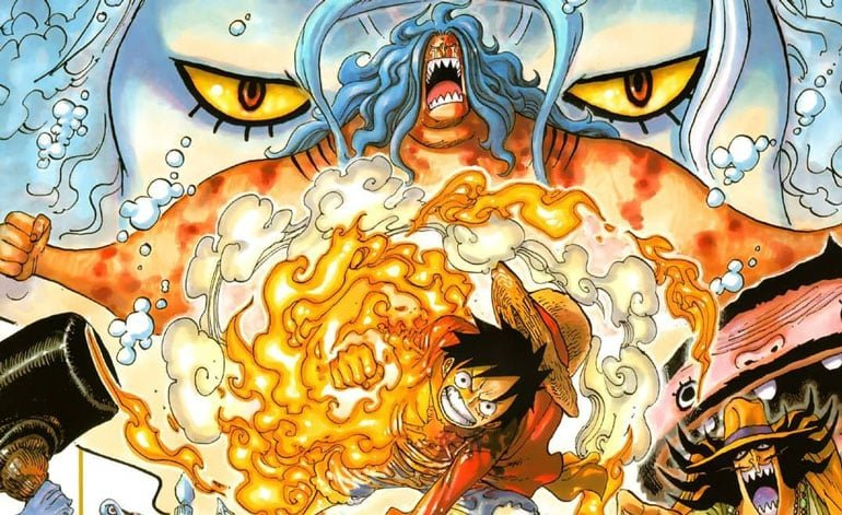 One Piece All Anime Saga Recap: Fish-Man Saga