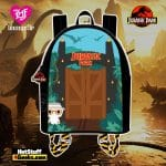 Pop by Loungefly Jurassic Park Gates Mini Backpack - April 2021 pre-orders coming on May 2021