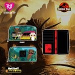 Pop by Loungefly Jurassic Park Gates Zip Around Wallet - April 2021 pre-orders coming on May 2021