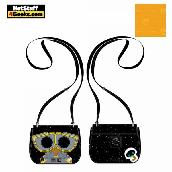 Pop by Loungefly Pixar Earth Day Wall-E Crossbody - March 2021 pre-orders coming on April 2021