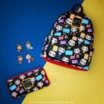Pop! by Loungefly Seinfeld Cosplay Mini Backpack and Wallet